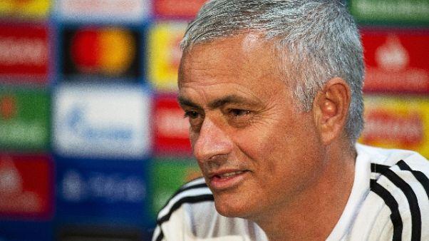 Mourinho, 'Juve favorita Champions' (2)