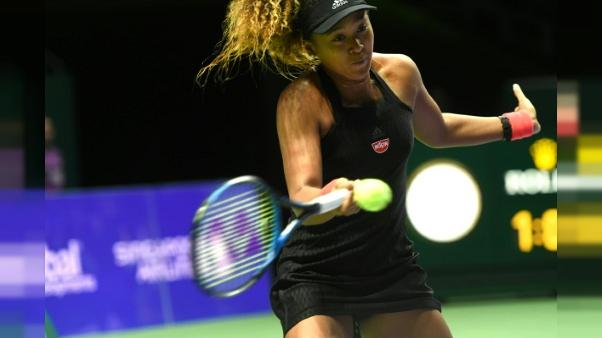 Masters de Singapour : Osaka perd son premier match face à Stephens