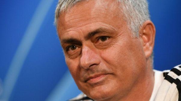 Manchester United: Mourinho écarte l'idée d'un retour au Real Madrid