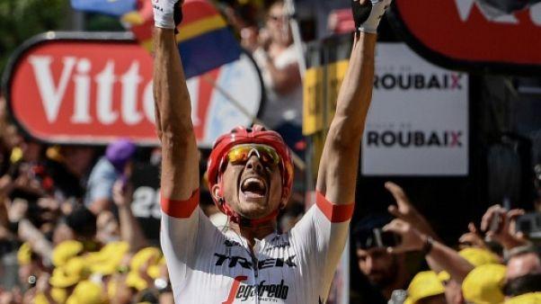 "Cyclisme: Degenkolb ambassadeur des ""Amis de Paris-Roubaix"""