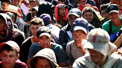 Trump vows to cut Central America aid, raises alarm on migrant caravan