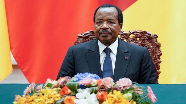 التلفزيون الحكومي: رئيس الكاميرون يحقق فوزا ساحقا في الانتخابات