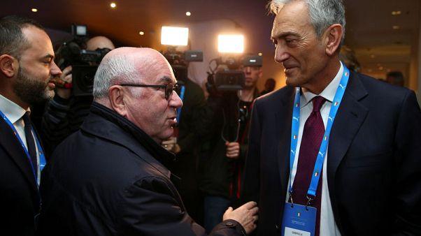 الاتحاد الإيطالي لكرة القدم ينتخب جرافينا رئيسا جديدا