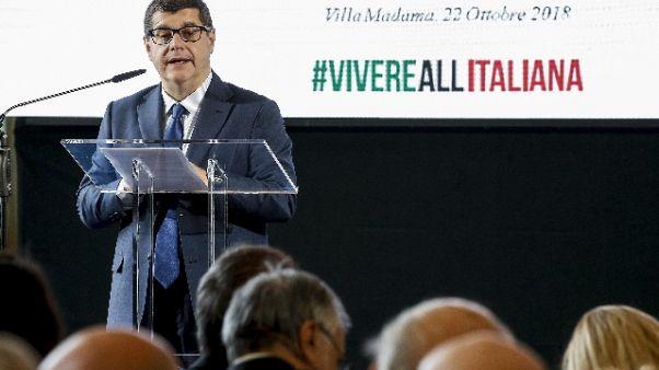Giuliano, lingua italiana è viva