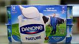 Danone bets on healthy eating business to boost growth