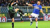 Sampdoria-Sassuolo 0-0