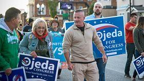 Etats-Unis: un dur à cuire démocrate à l'assaut d'une région ultra-conservatrice