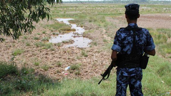 Australia slaps sanctions on Myanmar army top brass