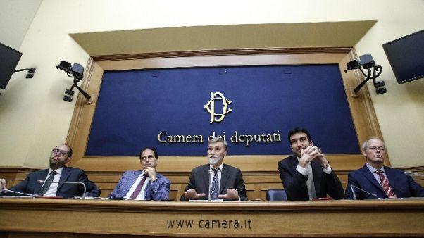 Governo: Capigruppo Pd incontrano Conte