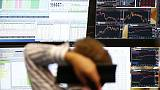 European shares fall to lowest levels in nearly two years