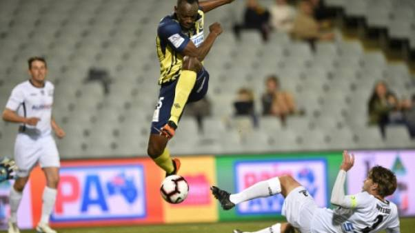 Australie: les Mariners doutent du niveau de Bolt