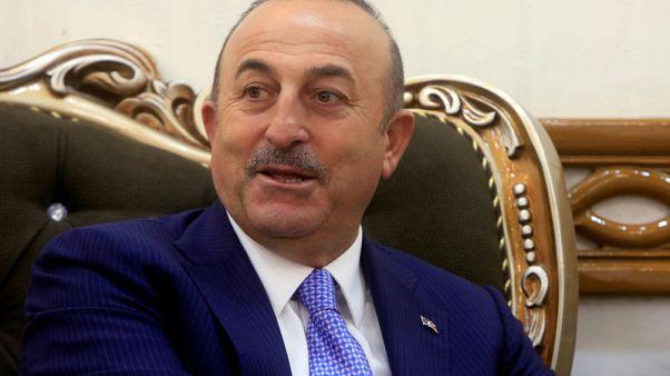 جاويش أوغلو: خطوات خلال أيام لرفع العقوبات الأمريكية عن وزيرين تركيين