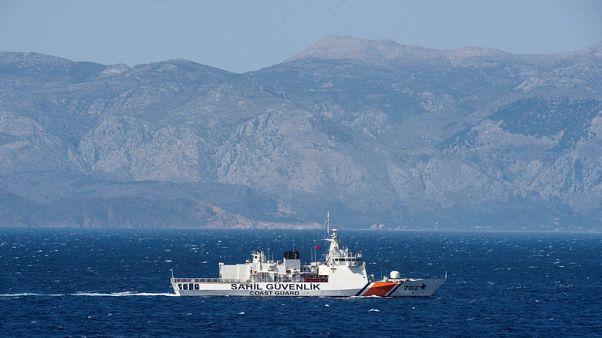 Greece, Turkey snipe over maritime borders