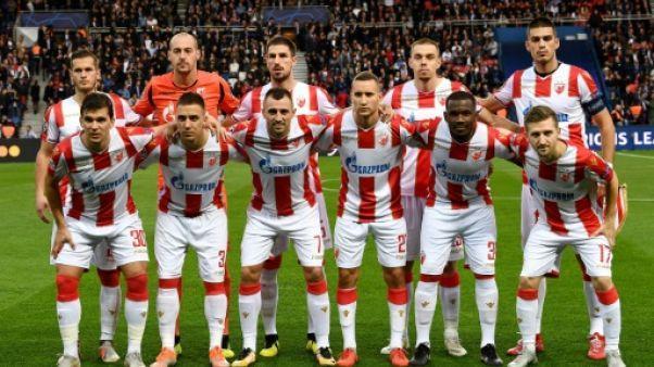 Ligue des champions: face au scandale, l'Etoile Rouge de Belgrade choisit le silence