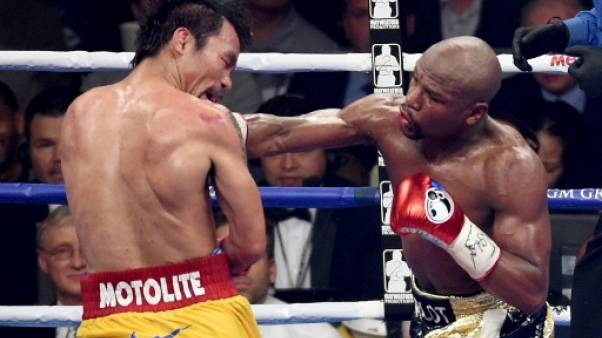 Boxe : un nouveau combat entre Pacquiao et Mayweather en perspective