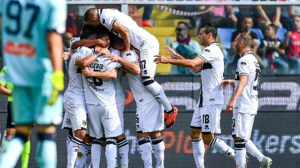 Parma saluta cinesi,60% a cordata locale