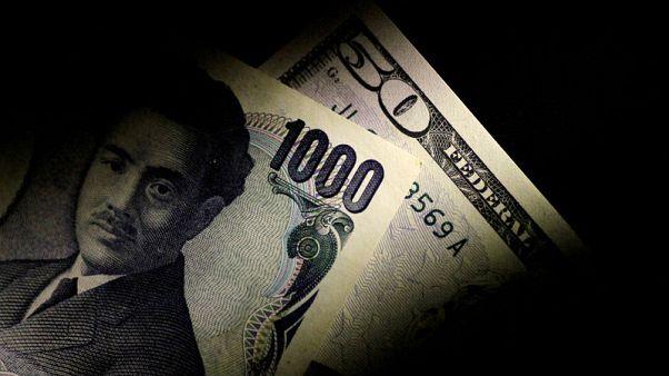 Yen, Swiss franc to regain allure if global market storm hits