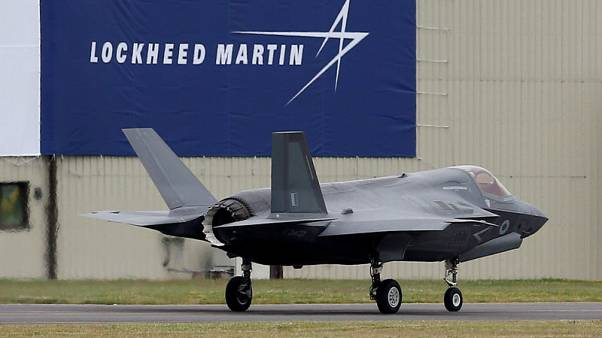 Lockheed Martin profit rises 17 percent in third quarter