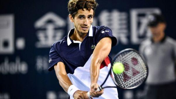 Tennis: Herbert éliminé d'entrée par Verdasco à Vienne