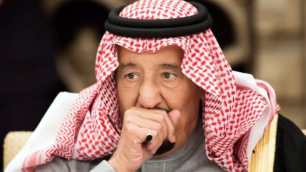 وكالة: العاهل السعودي وولي عهده يلتقيان باثنين من أفراد عائلة خاشقجي