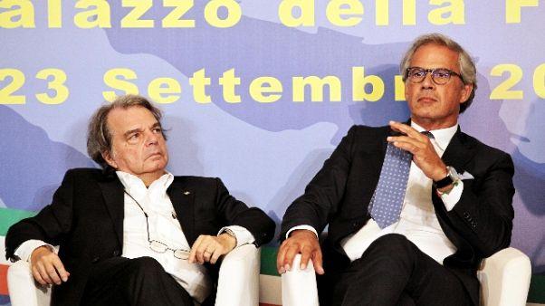 Brunetta, baratro per interessi Lega-5s