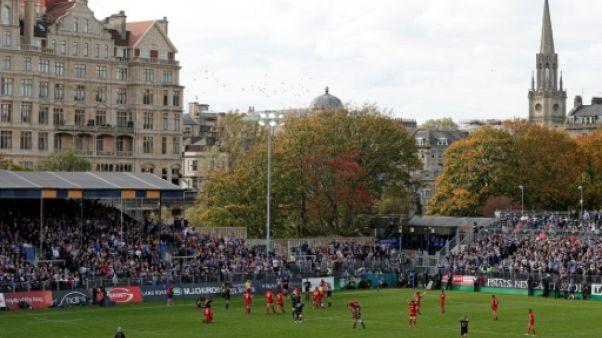 Coupe d'Europe: Bath-Toulouse ne sera pas rejoué