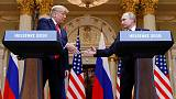Putin says he wants to hold new talks with Trump in Paris next month