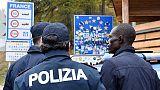 Cri, 21 minori respinti in Val Susa