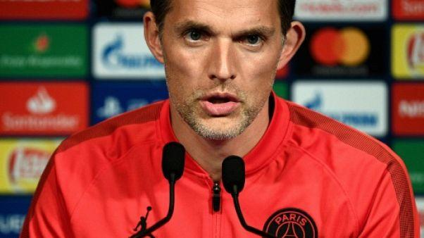 """Tuchel: le PSG n'a """"pas une très bonne expérience en Ligue des champions"""""""