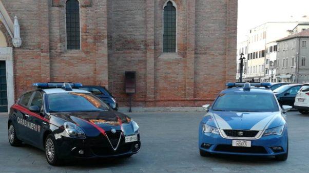 Uomo accoltellato a Chioggia: 2 arresti