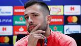 Barca must dig in to fill hole left by Messi - Alba