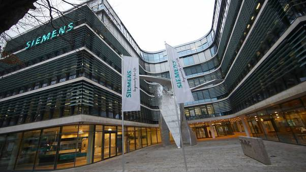 Siemens, Alstom to face EU antitrust warning about rail merger - source