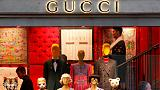 Kering buoyed by resilient sales growth at luxury star Gucci