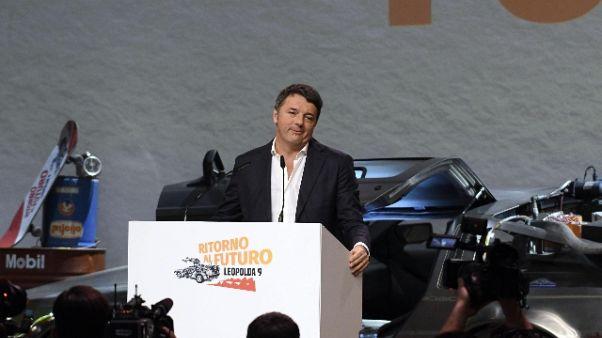 Renzi, Conte ci fa fare figuracce