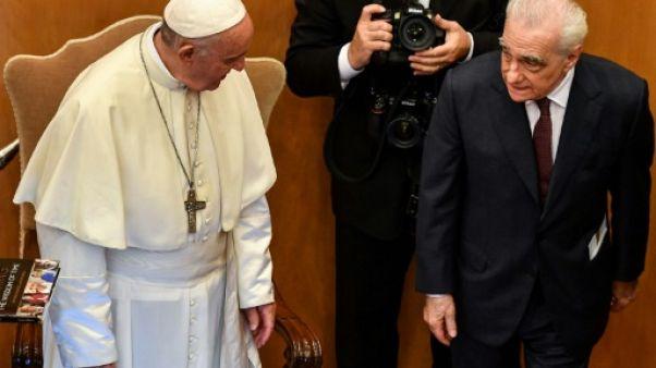 Le pape et Martin Scorsese échangent leurs réflexions dans un ouvrage