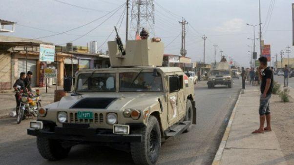 Irak: 6 morts dans un attentat à la voiture piégée près de Mossoul