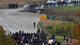 Bosnie: échauffourées entre migrants et la police à la frontière avec la Croatie