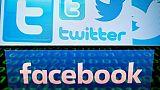 Twitter et Facebook ont fermé des milliers de comptes liés à la Russie