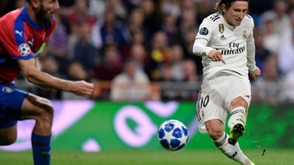 C1: le Real Madrid gagne mais rien n'est réglé pour Lopetegui