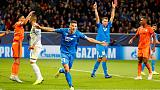 Hoffenheim earn draw against Lyon with stoppage time goal