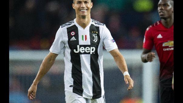 Champions:Manchester United-Juventus 0-1