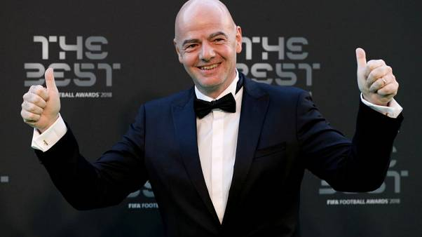 FIFA head says Qatar World Cup to be best yet