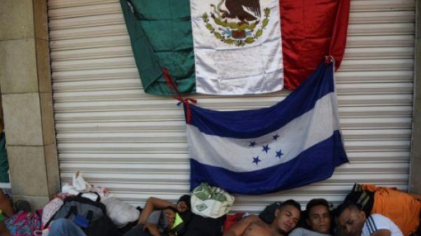 Caravane des migrants: le Honduras promet des emplois à ceux qui reviennent