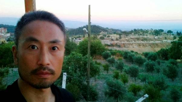 إطلاق سراح صحفي ياباني احتجز في سوريا قبل ثلاث سنوات