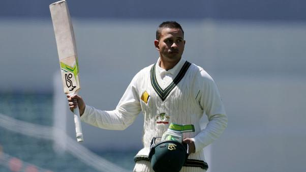 Langer hopeful Khawaja will be fit for India opener