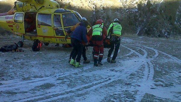 Morti 2 escursionisti su monti Pinerolo