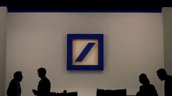 Deutsche Bank third-quarter net profit down 65 percent but above expectations