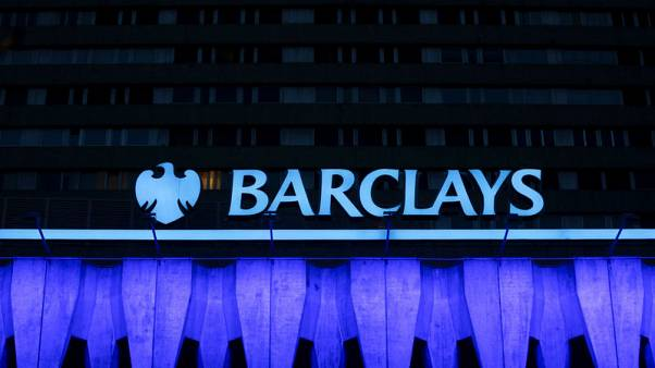 Barclays reports third-quarter profit of 1.6 billion pounds as trading revenue grows