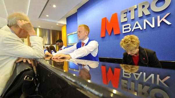 Metro Bank third-quarter underlying earnings more than double