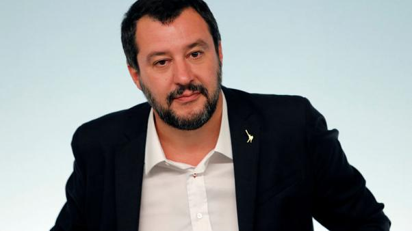 Salvini says Italy won't change budget, 'Italians come first'